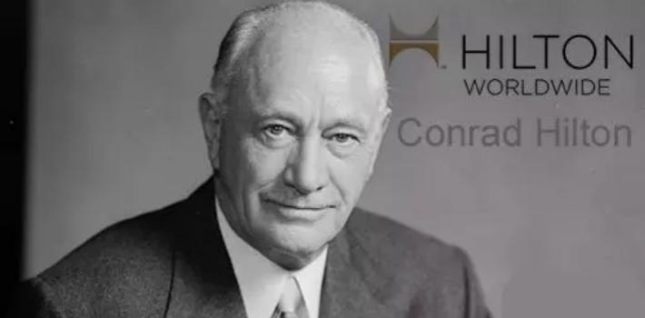 Conrad Hilton 康拉德·希尔顿