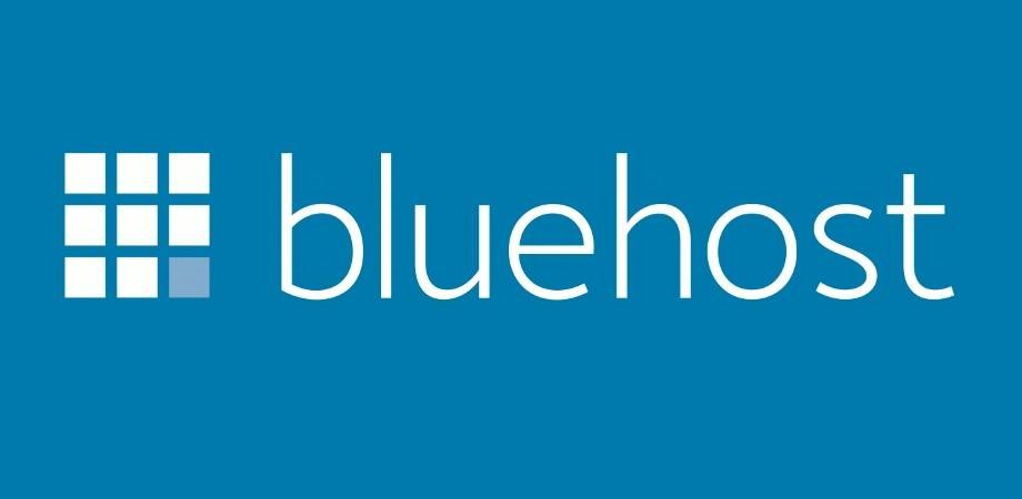 美国BlueHost主机LOGO