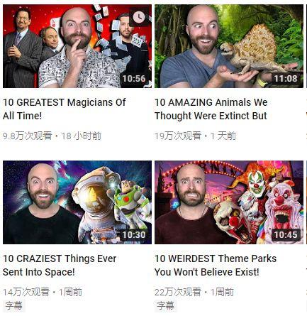 如何当好玩有趣的YouTuber?YouTuber收入100百万秘诀