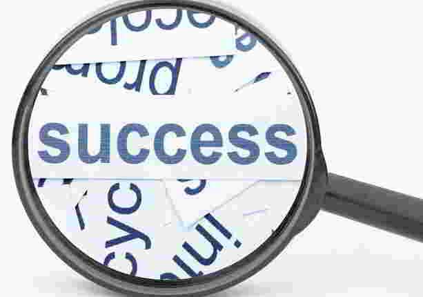 SUCCESS 成功借鉴放大镜