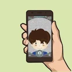易博通中国手机号码实名认证:用手机自拍照片,或请朋友用手机帮你拍照