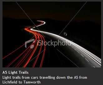 Light Trails 光迹