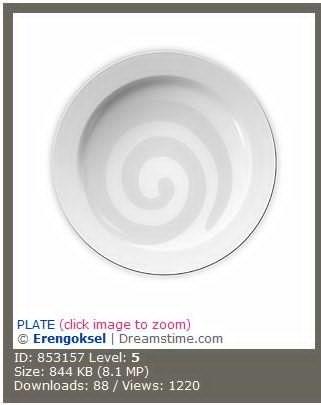 PLATE 盘子
