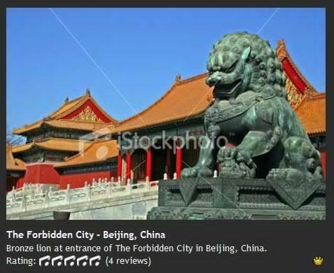 The Forbidden City Beijing, China 紫禁城——北京,中国
