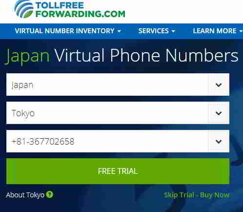 国外电话怎么转接国内?国内接收国外虚拟手机号码系统