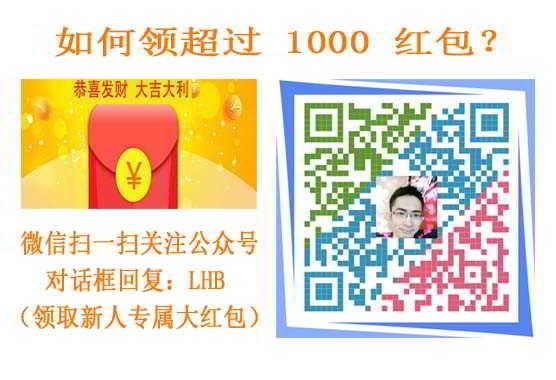 陈沩亮博客的 微信公众号二维码