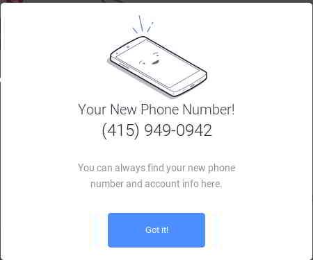 经过测试,我们使用这种方法注册Textnow美国手机号码,从未失败过