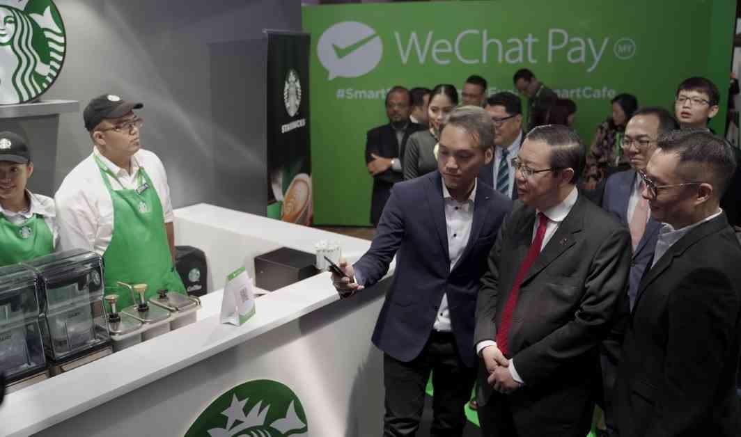 马来西亚哪里可以用微信支付?Wechat Pay Malaysia商家