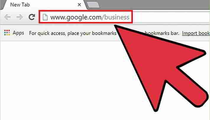 进入Google我的商家