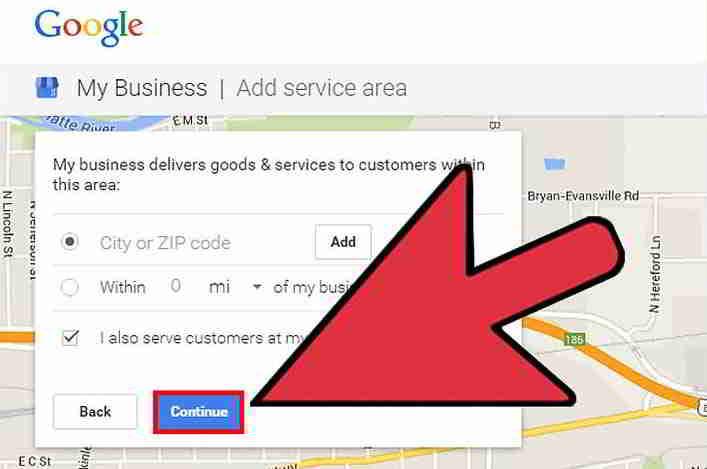 在Google我的商家确认你的业务