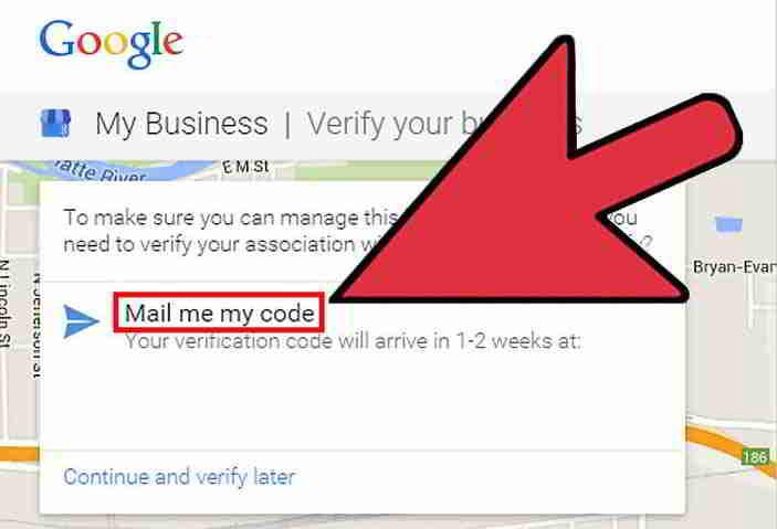 """点击""""立即给我打电话""""或""""通过邮件验证"""""""