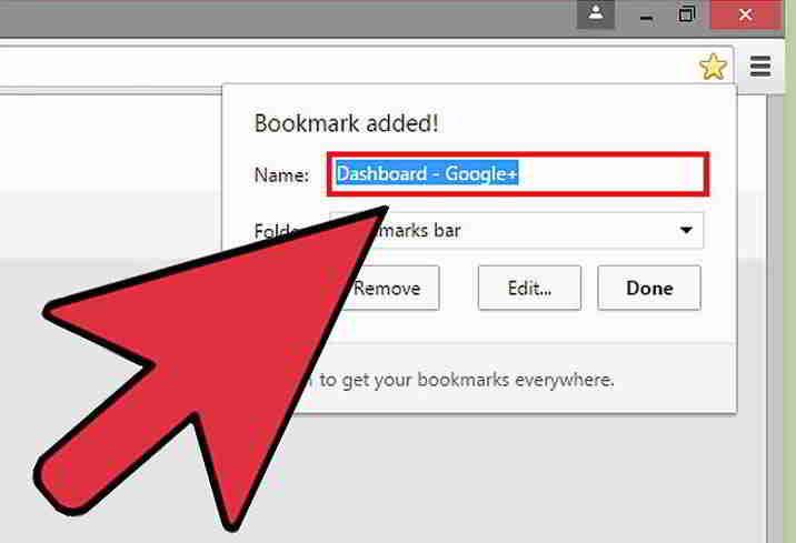 """在退出""""Google我的商家""""信息中心之前,请为该页面添加书签"""