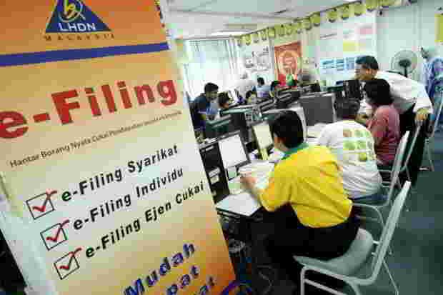 马来西亚自雇人士如何报税?申请Income Tax填e Filing