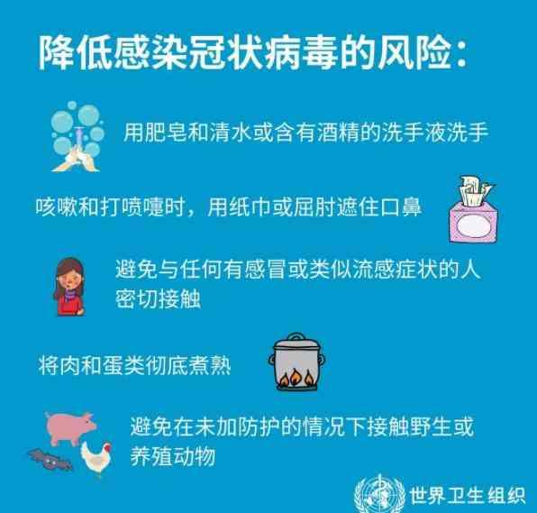如何预防感染2019年新型冠状病毒2019-nCoV武汉肺炎?