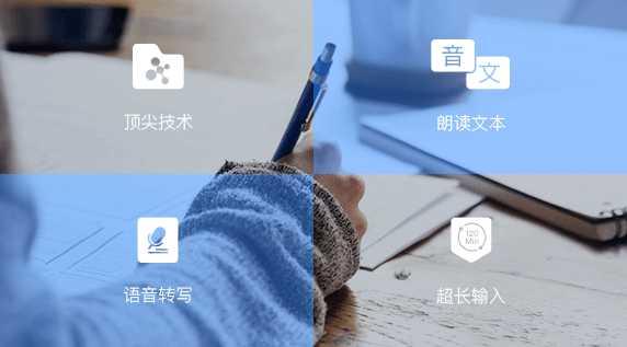 讯飞语记电脑版Windows客户端:语音输入 高效写作
