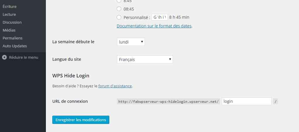 方法3:安装插件隐藏WordPress后台登录地址