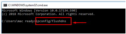 如何清除Windows 10操作系统上的DNS缓存?在输入框中键入:CMD 按Enter键确定,将打开命令提示符窗口。 输入 ipconfig/flushdns 并按Enter键