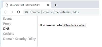 如何清除谷歌浏览器上的DNS缓存?  清除Chrome中的DNS缓存,打开Google Chrome浏览器。  在地址栏中,输入以下地址▼  chrome://net-internals/#dns  它将显示以下选项