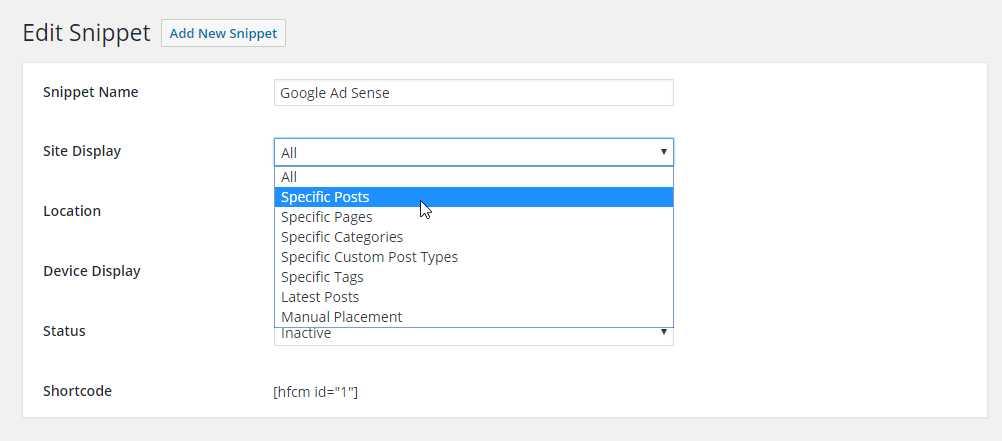 如何在WordPress指定文章/页面内添加页眉页脚代码?